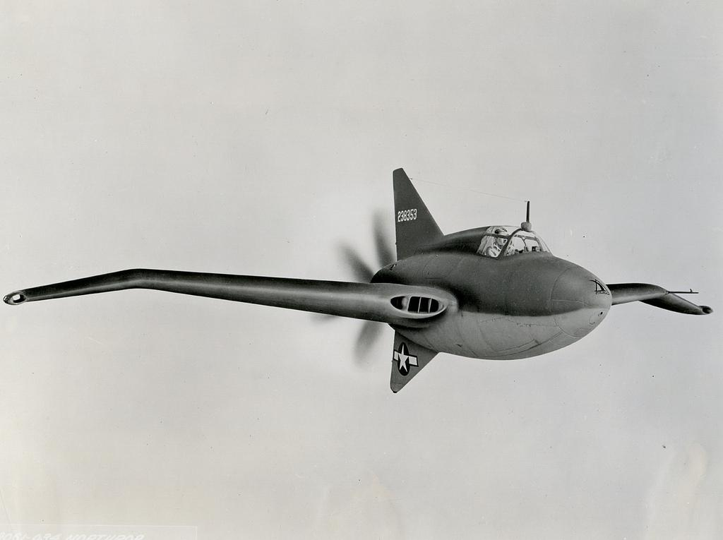 Northrop XP-56 Black Bullet | Flickr - Photo Sharing!