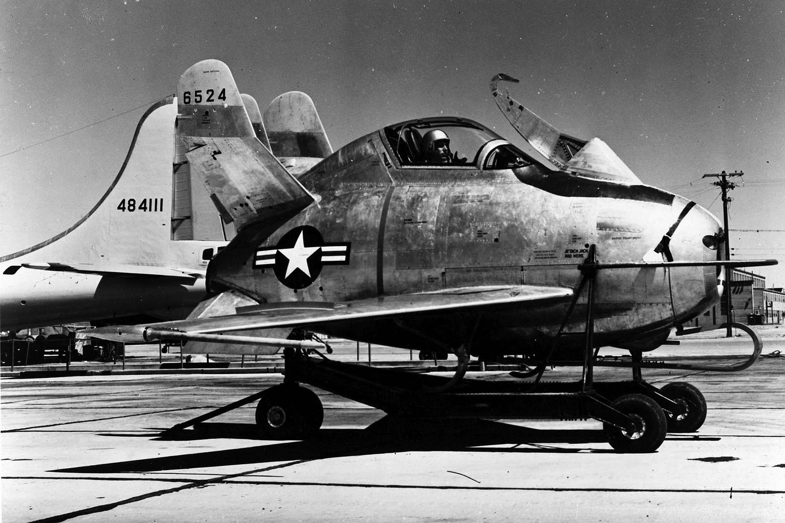 McDonnell XF-85 | Flickr - Photo Sharing!
