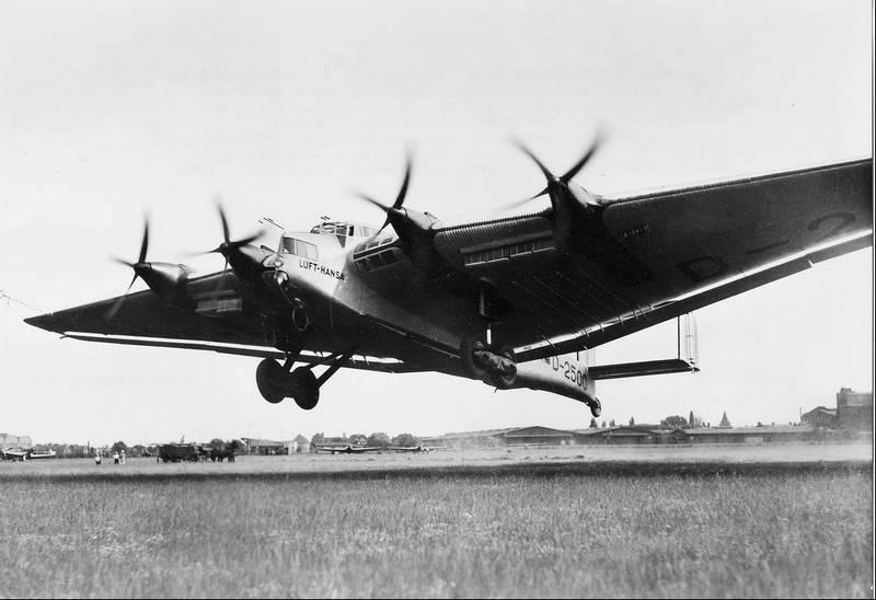 Junkers G 38 | Flickr - Photo Sharing!