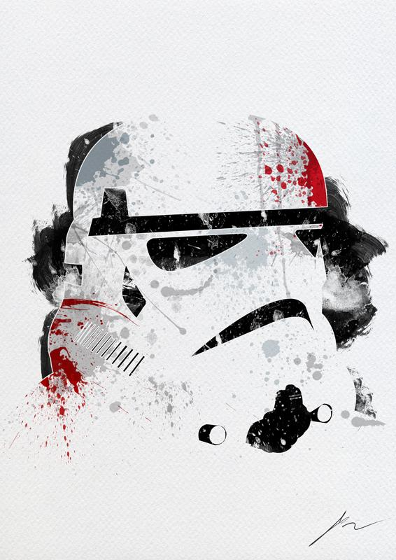 Splatter Star Wars | thaeger - blog this way
