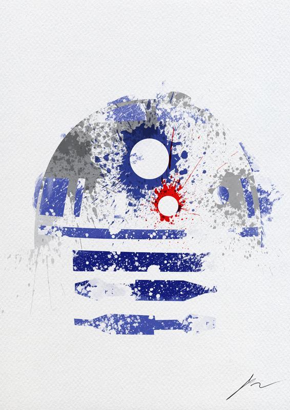 Splatter Star Wars | thaeger - blog this way