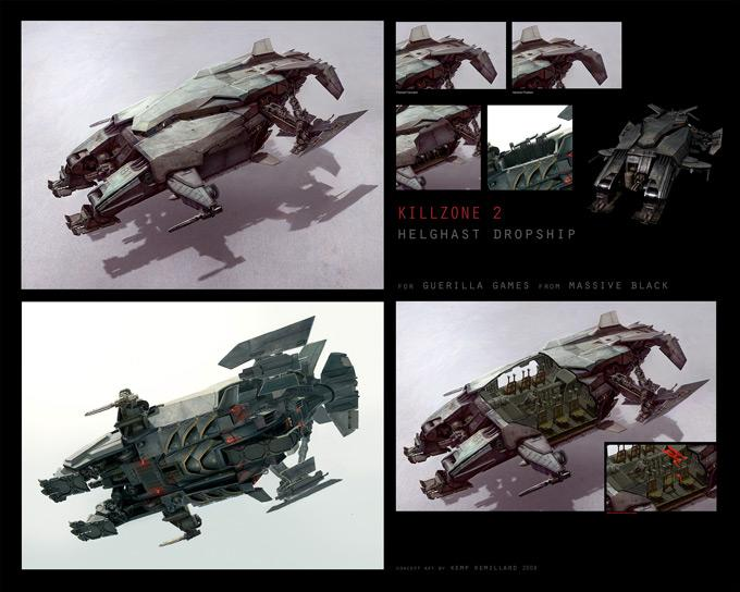 Concept Art World » Kemp Remillard