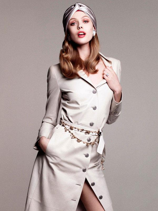 Frida Gustavsson by Victor Demarchelier | Professional Photography Blog