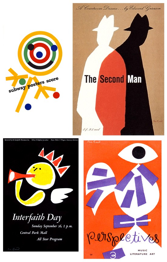 designs and packaging / paul rand