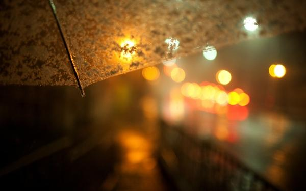 night,streets streets night lights macro umbrellas 1920x1200 wallpaper – Macro Wallpaper – Free Desktop Wallpaper