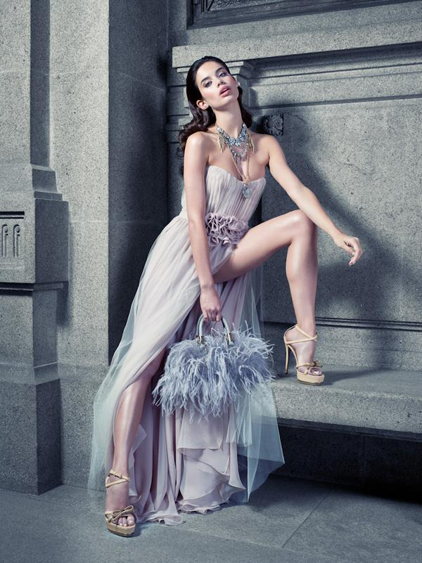 Portuguese Shoes International Campaign 2012 on Fashion Served