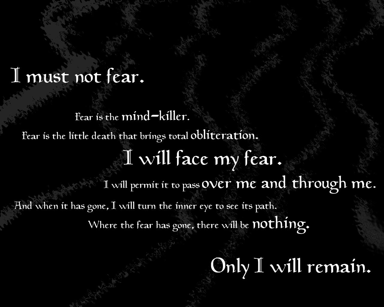 text quotes fearful motivational posters Dune Frank Herbert Paul Muad'Dib - Wallpaper (#249827) / Wallbase.cc