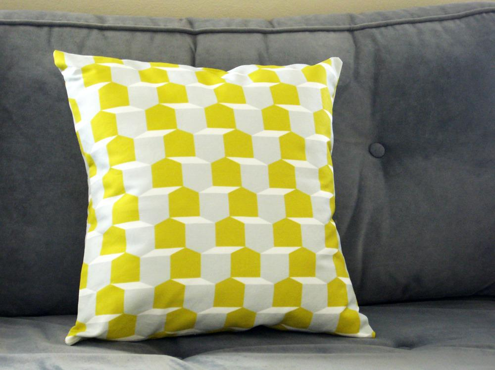 dorothy jeanne — Homey Pillow Cover