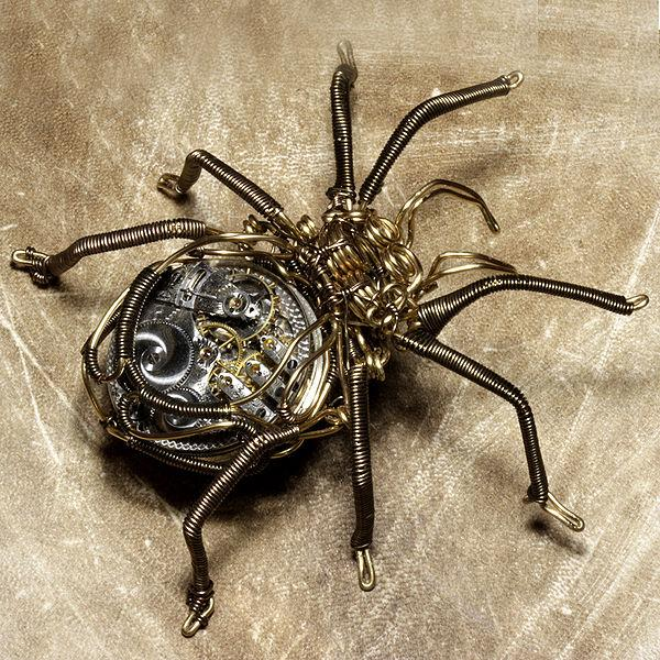 File:Steampunk Brass Spider.jpg - Wikipedia, the free encyclopedia