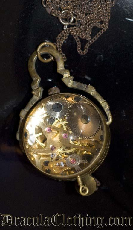 Steampunk Watch Pendulum « DraculaClothing