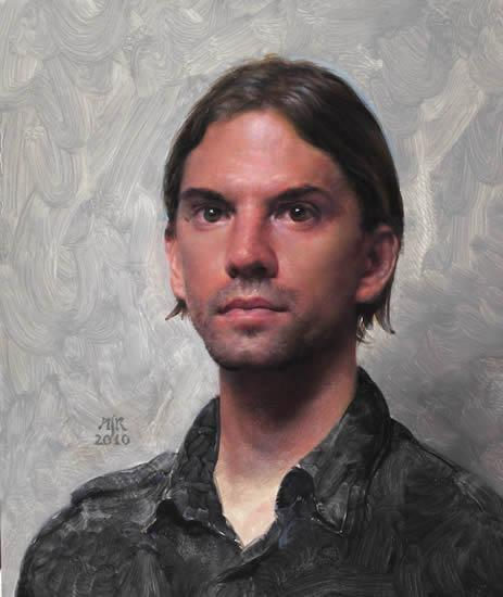 Anthony J. Ryder: Artist and Teacher: Work