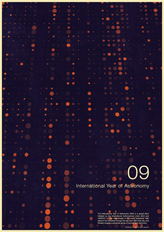 designs and packaging / International Year of Astronomy   PIKTED