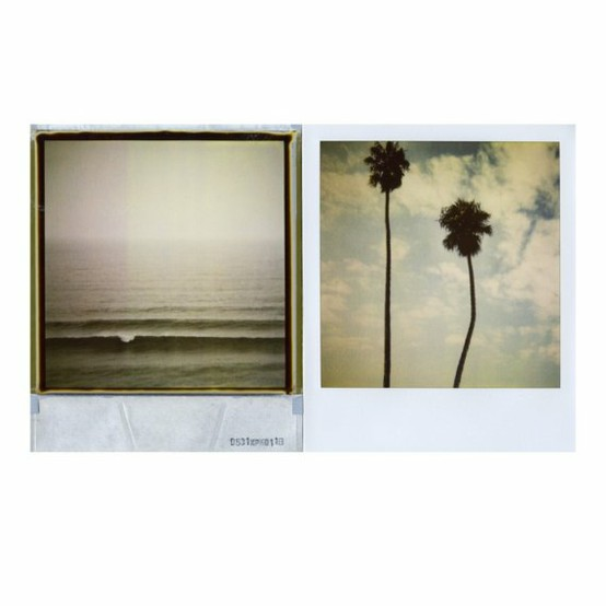 photography / Cold wave polaroid sx70 print by isofoto on Etsy