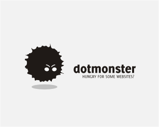Dotmonster by Type08