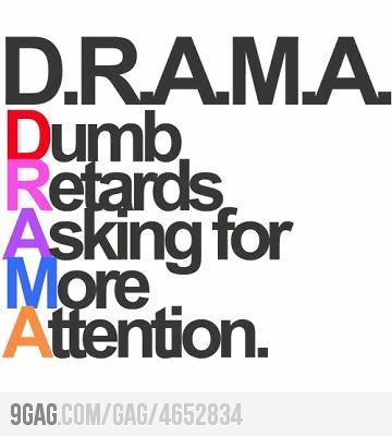 9GAG - Oooh that means drama