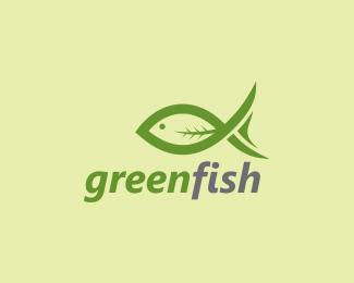 Green Fish |  BrandCrowd