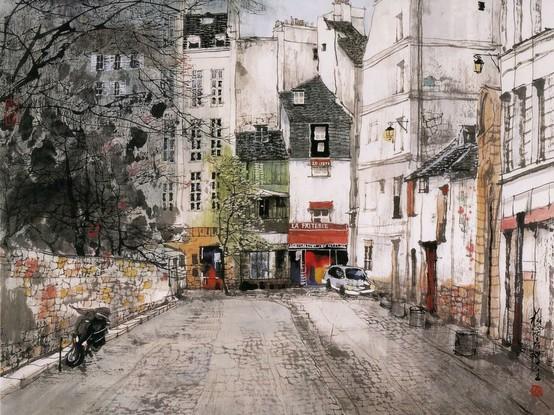 art / Liu Maoshan Paintings | Best Bookmarks