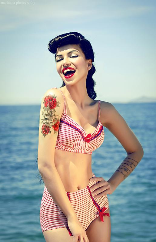 Pin up girls 6 by *AnnaMariaDeMari