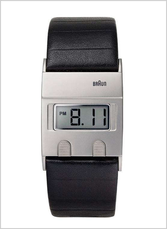 Braun Reissues A Sleek Digital Watch by Dieter Rams | Co.Design: business innovation design