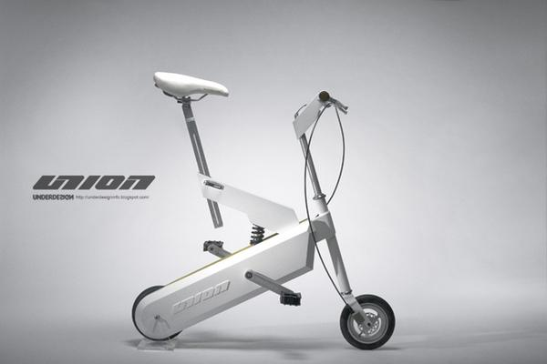 UNION Folding Cycle