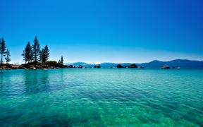 Lake Tahoe Colors - Toevoegen aan uw startpagina