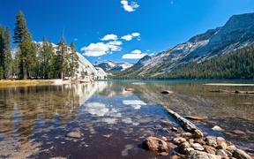Tenaya Lake - Toevoegen aan uw startpagina