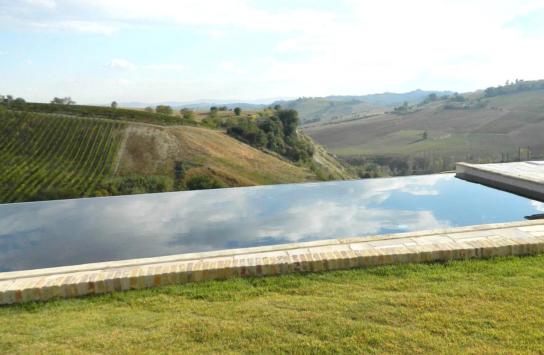 Lucio Piunti | Giardini di Paesaggio - Casale del Sole