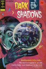Dark Shadows (Gold Key comic book) - 35 issues