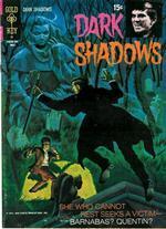 Dark Shadows (Gold Key comic book) - 35 issues