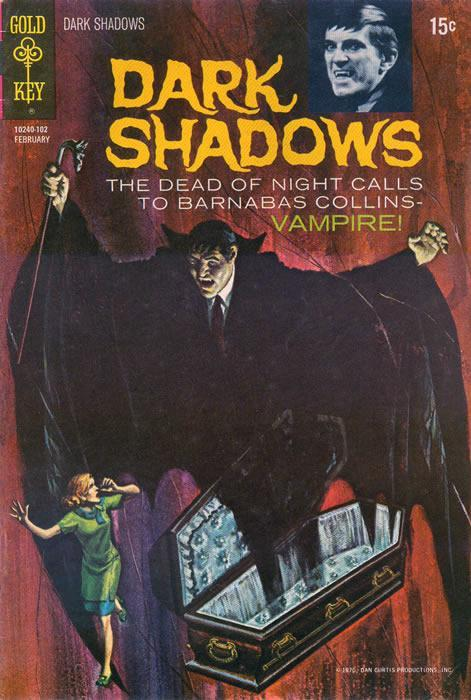 Dark Shadows #8 - The Vampire Trap (comic book issue) - Comic Vine
