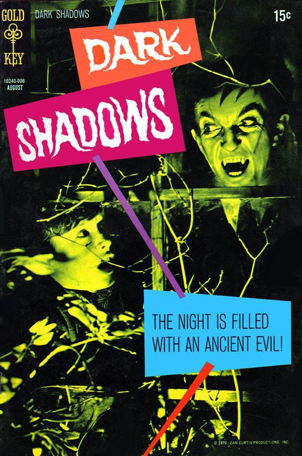 Dark Shadows #6 - Awake To Evil (comic book issue) - Comic Vine