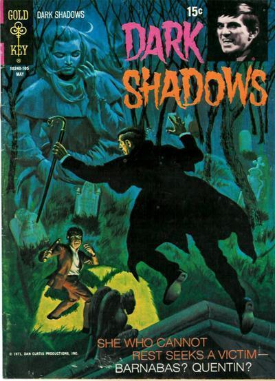 Dark Shadows #9 - Creatures In Torment (comic book issue) - Comic Vine