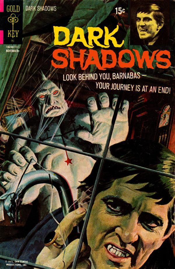 Dark Shadows #11 - The Thirteenth Star (comic book issue) - Comic Vine