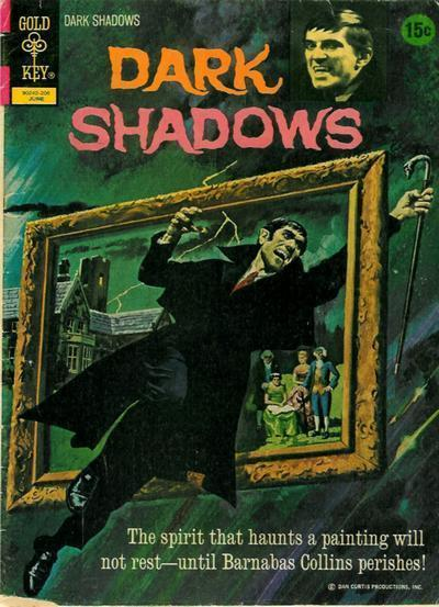 Dark Shadows #14 - The Mystic Painting (comic book issue) - Comic Vine