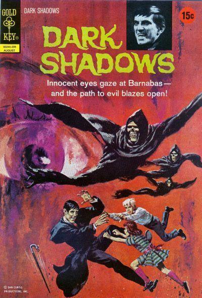 Dark Shadows #15 - The Night Children Pt. 1 Pt. 2 (comic book issue) - Comic Vine