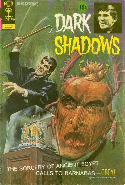 Dark Shadows #16 - The Scarab Pt. 1 & Pt. 2 (comic book issue) - Comic Vine