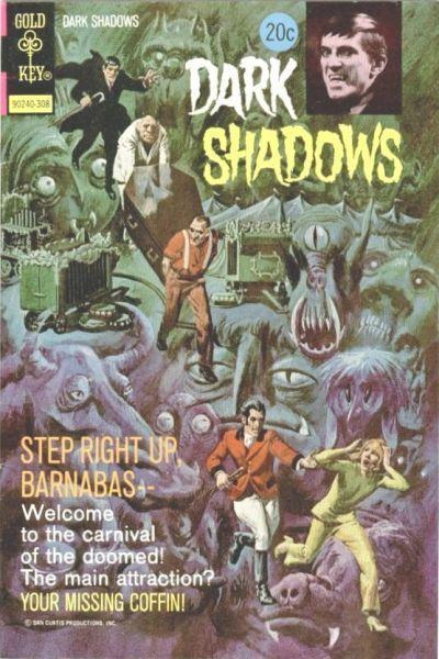 Dark Shadows #21 - The Crimson Carnival Pt. 1 & 2 (comic book issue) - Comic Vine
