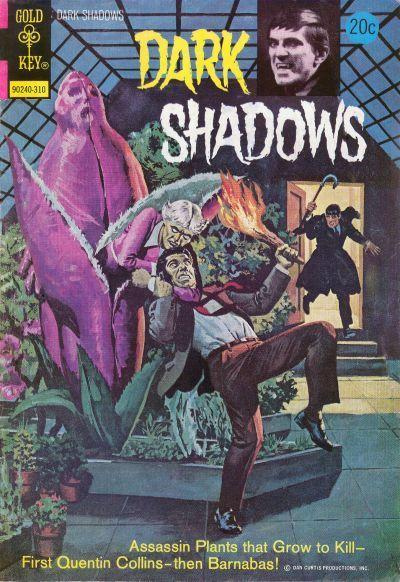 Dark Shadows #22 - Seed of Evil Pt. 1 & 2 (comic book issue) - Comic Vine