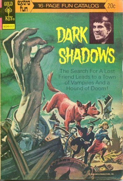 Dark Shadows #23 - The Cult of Dasni Pt. 1 & Pt. 2 (comic book issue) - Comic Vine