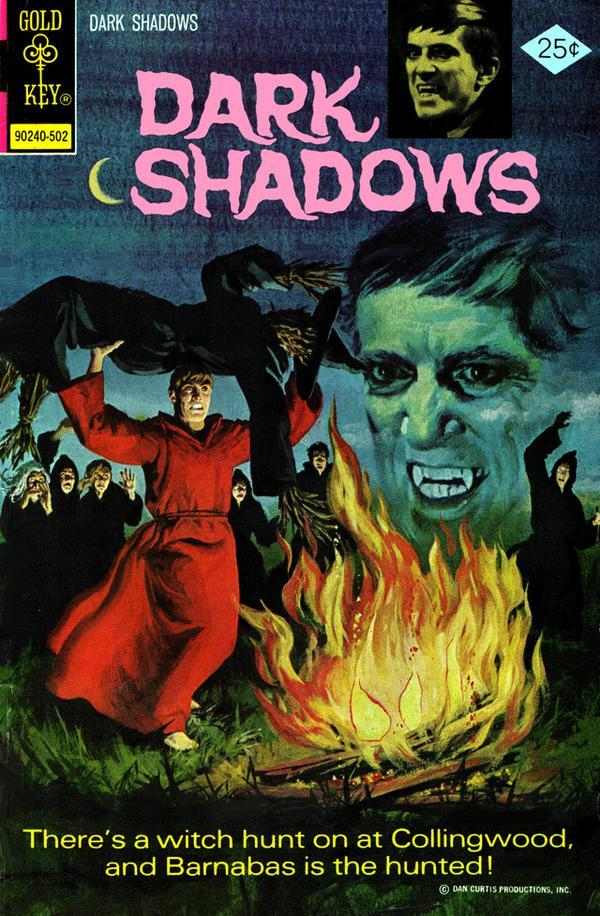 Dark Shadows #30 - The Weekend Witch-Hunters (comic book issue) - Comic Vine