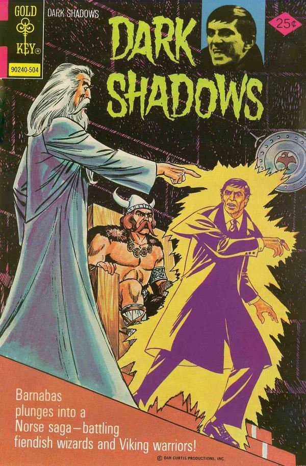 Dark Shadows #31 - The Doom of Hellgi Kolnisson (comic book issue) - Comic Vine