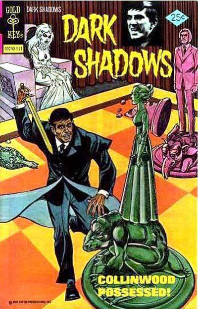 Dark Shadows #34 - Collinwood Possessed (comic book issue) - Comic Vine