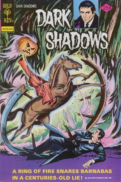 Dark Shadows #35 - The Missing Manuscript (comic book issue) - Comic Vine
