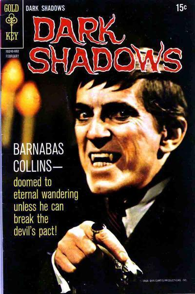 Dark Shadows #4 - The Man Who Could Not Die (comic book issue) - Comic Vine