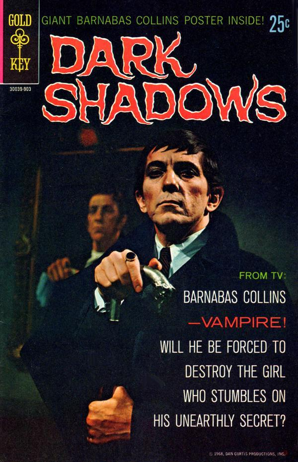 Dark Shadows #1 - The Vampire's Prey (comic book issue) - Comic Vine