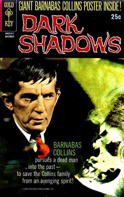 Dark Shadows #3 - Return For Revenge (comic book issue) - Comic Vine