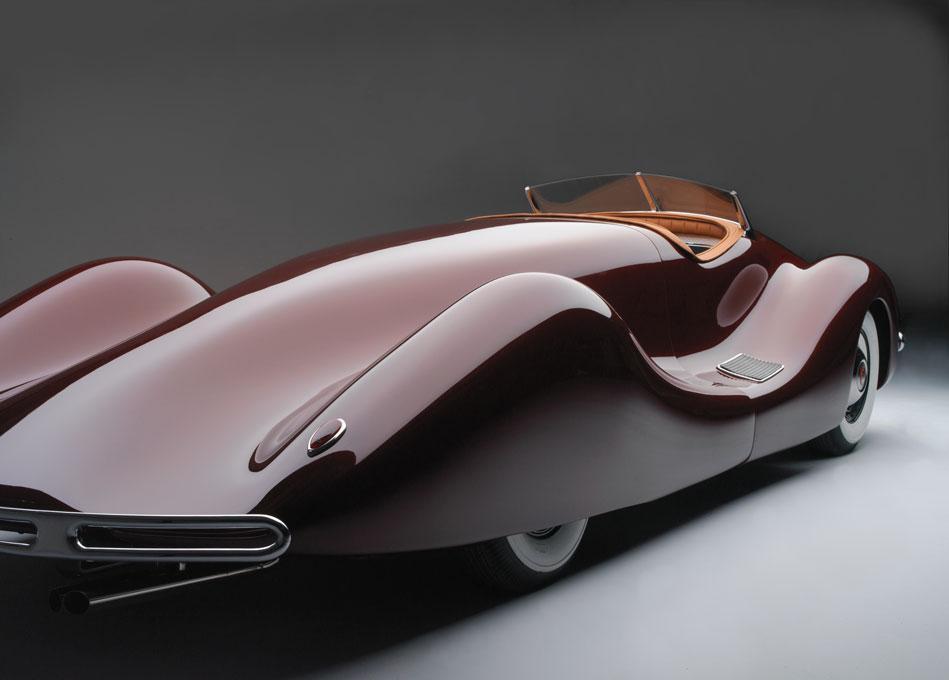 Norman E. Timbs Buick Streamliner (1948) - Blog