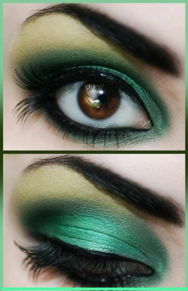eagle eye makeup - StyleCraze