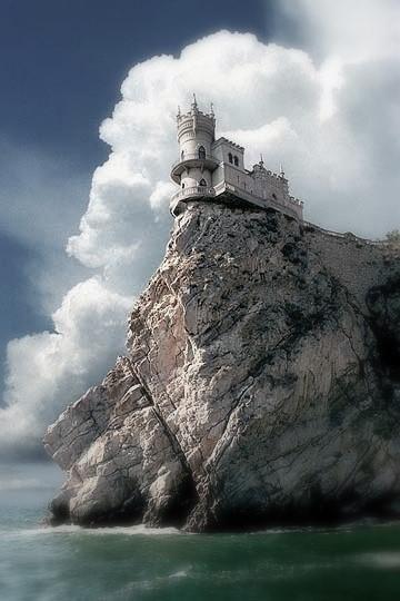 Photography / Swallows Nest Sea Castle, Crimea