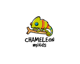 Chameleon Minds by cpuentes23